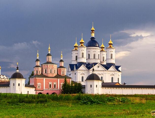 Свенский Свято-Успенский мужской монастырь